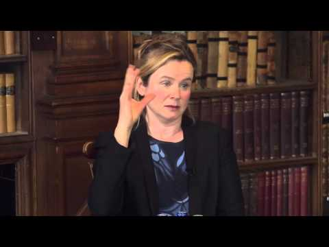 Emily Watson  Full Q&A  Oxford Union