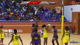 Commonwealth Netball Games Barbados: Barbados vs Uganda Day 3