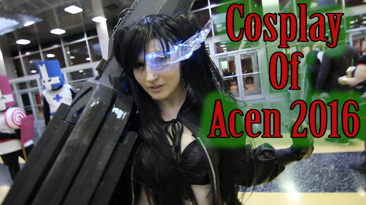 Anime central 2016 cosplay music video youtube
