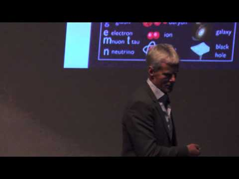Discovery of the God Particle: Geoffery Taylor at TEDxUniMelb
