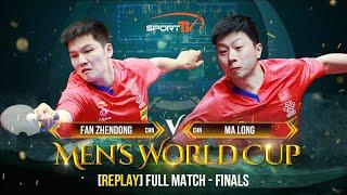 FAN ZHENDONG vs MA LONG - Men's World Cup 2020 FINALS - FULL MATCH [1080P]