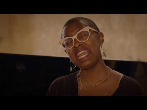 "Victoires du Jazz 2018 - Cécile McLorin Salvant - Live Unplugged - ""Somewhere"""