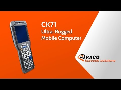 CK71 Ultra-Rugged Mobile Computer