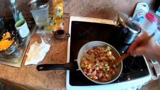Суп мясная солянка. Пошаговый рецепт (#дети #семья #влог #блог #кулинария #рецепты)