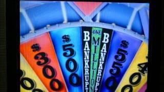 Wheel of Fortune Nintendo Wii Run Game 48
