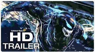 VENOM Final Trailer (NEW 2018) Spider-man Spin-Off Superhero Movie HD