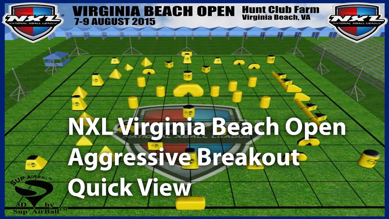 Nxl Virginia Beach Aggressive Breakout Quick View Paintball Macedonian Athletics Sports Academy