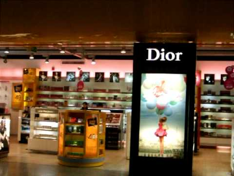 Duty Free Shops at Kuwait International Airport