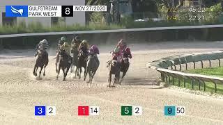 Vidéo de la course PMU CLAIMING 1700 M