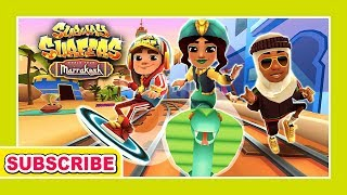 Subway Surfers: Marrakesh - Best Casual Games
