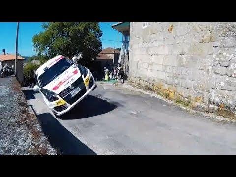 ラリーのドライバーはむちゃし過ぎ!Rally,crazy driver