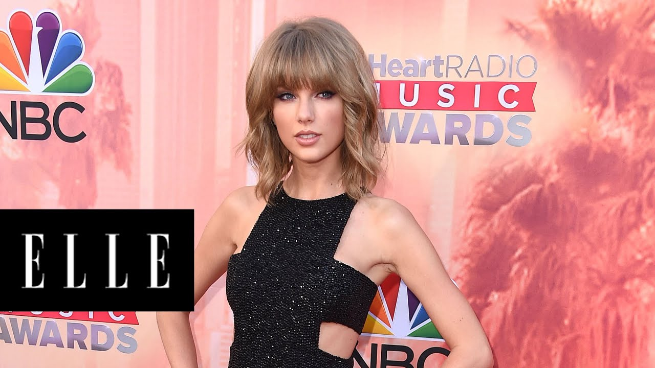 Best Looks From The iHeart Radio Awards | ELLE  #Trend