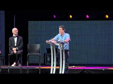Dean Kamen Closing at First Robotics Championship 2016