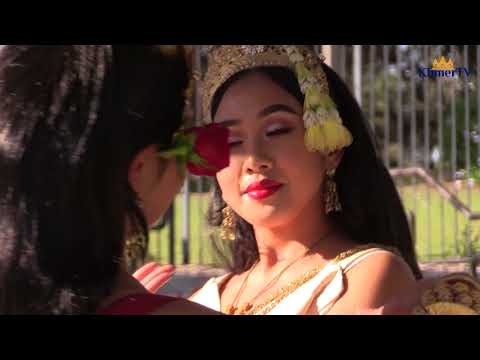 HELLO SUORSDEY - Khmer Arts Academy  with Master Dance Instructur CHARYA BURT 11/18/17