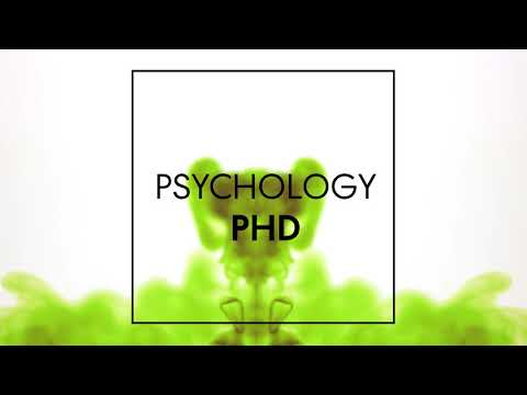 Psychology Phd - Introduction