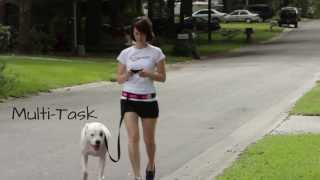 Hands Free Dog Leash Belt From Squishy Face Studio Thumbnail