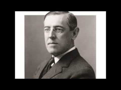 Interview with USA President Woodrow Wilson After WW1