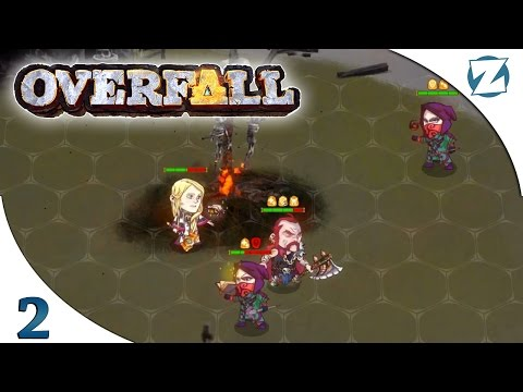 Overfall Gameplay - Ep 2 - Buff (Let's Play)