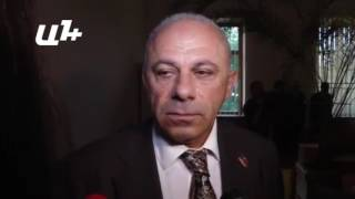 Երդվելը տղամարդուն հարիր չէ  Ալիկ Սարգսյան