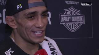 Tony Ferguson: I'll knock out McGregor and Khabib | UFC 229 interview
