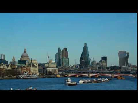 City of London Timelapse