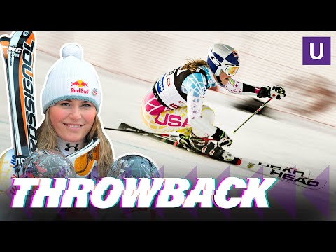 A Look Back At Lindsey Vonn's Alpine Skiing Legacy | Throwback | Unstoppable