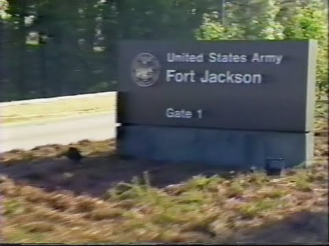 Basic Training Video Yearbook - Fort Jackson, 1989
