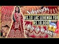 Lehenga Designs | SABYASACHI Lehenga Market in Delhi! ThatQuirkyMiss