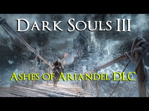 Dark Souls III DLC: Ashes of Ariandel Blind Playthrough