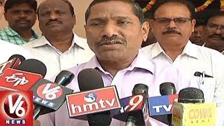Warangal Urban Collectorate Office Shifted To Social Welfare Hostel | Hanamkonda | V6 News
