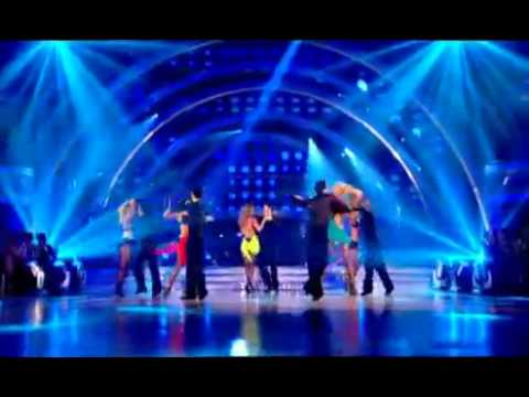 Strictly Professionals  Perform to the Eye of the Tiger