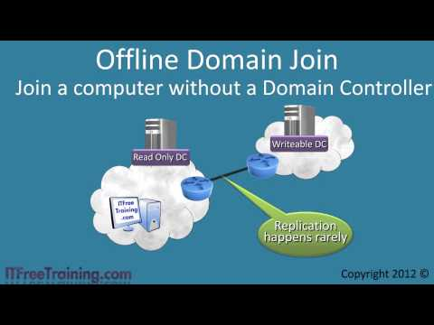 MCITP 70-640: Offline Domain Join