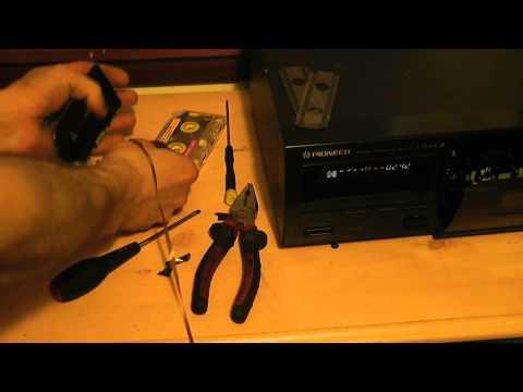 total destruction audio cassette tapes