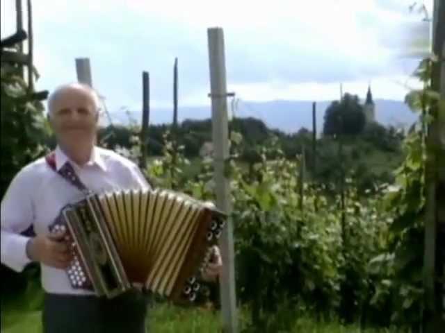 Lojze Slak - S harmoniko na rajžo