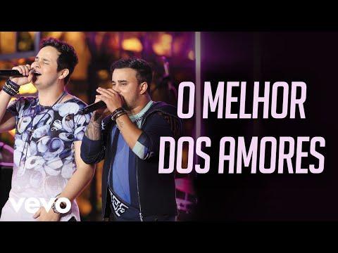 Matheus & Kauan - O Melhor Dos Amores - Na Praia 2 / Ao Vivo