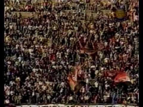 Rádio Bandeirantes: Ennio Rodrigues Narra O Choque Rei (14/07/1985)