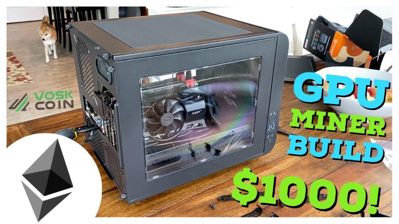 diy bitcoin miner hardware