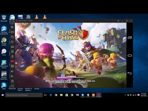 How To Get Any Info About Clash Of Clans With Ko Player