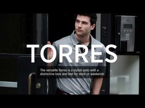 Torres Short Sleeve Polo