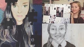 My GCSE Art | Kyanna