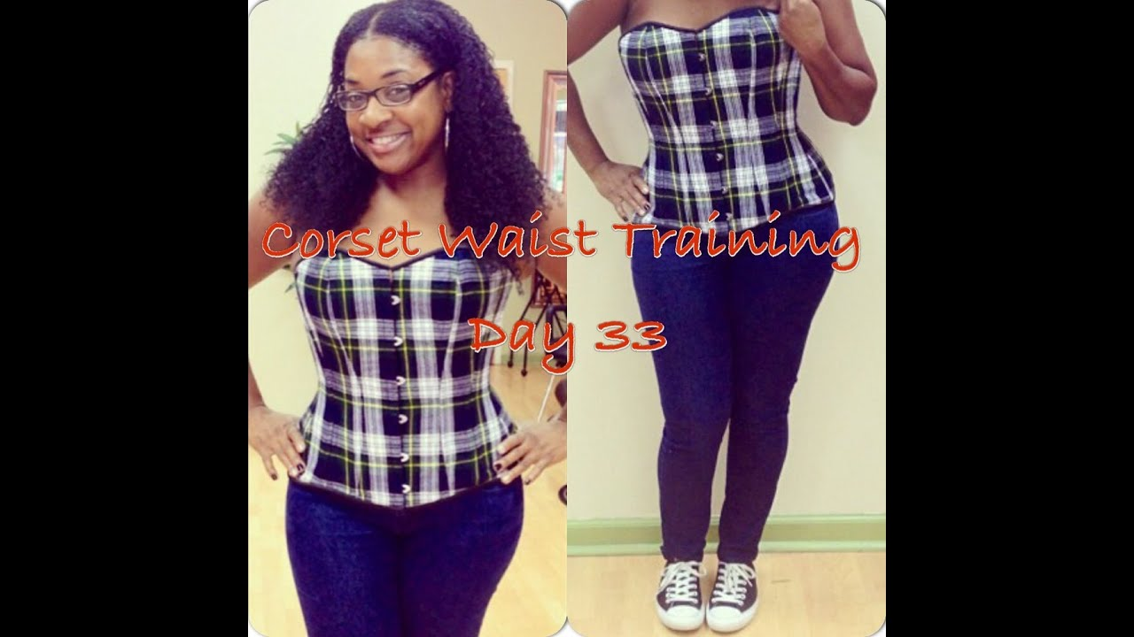 4b86ce3dae Orchard Corset Overbust CS511 Review - Day 33 Waist Training - YouTube