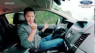 Cùng trải nghiệm Ford Ranger 3.2 Wild Trak (GH4 4K)
