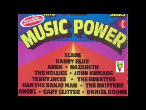 K-TEL's Music Power 1974