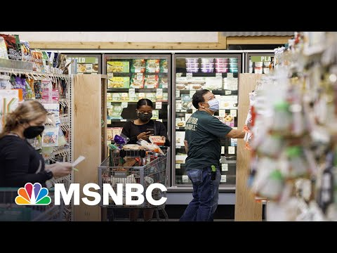 New CDC Mask Guidelines Explained | The Week | MSNBC