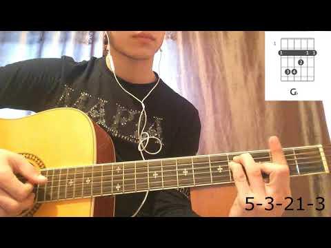 Дорога в никуда на гитаре разбор