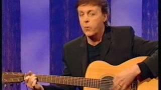 1999 Paul McCartney on Parkinson Part 5/14