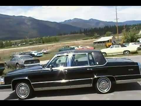 1990 Cadillac Brougham De Elegance Fleetwood 350 5 7 Big