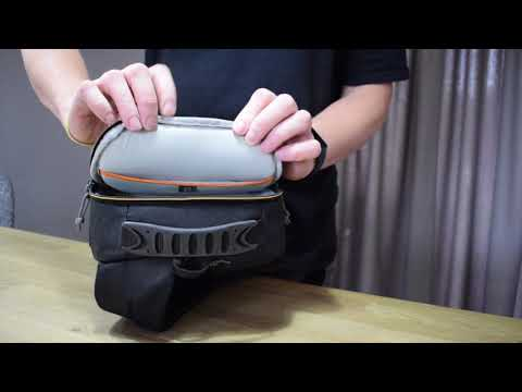 Sjeltur - LowePro 150AW slingshot / slingbag cameratas review