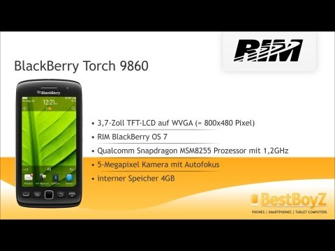 Review: BlackBerry Torch 9860 | BestBoyZ