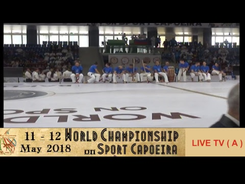 2018 World Championships on Sport Capoeira (Live Tv ( A )